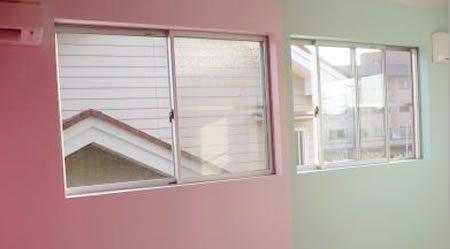 自分のお部屋は大好きな色で。イメージ02